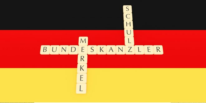 Angela Merkel Martin Schulz Bundestagswahl