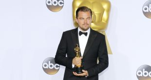 Leonardo di Caprio Oscarverleihung Rede